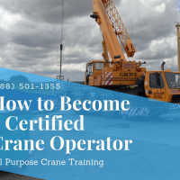 How to Be a Certified Crane Operator